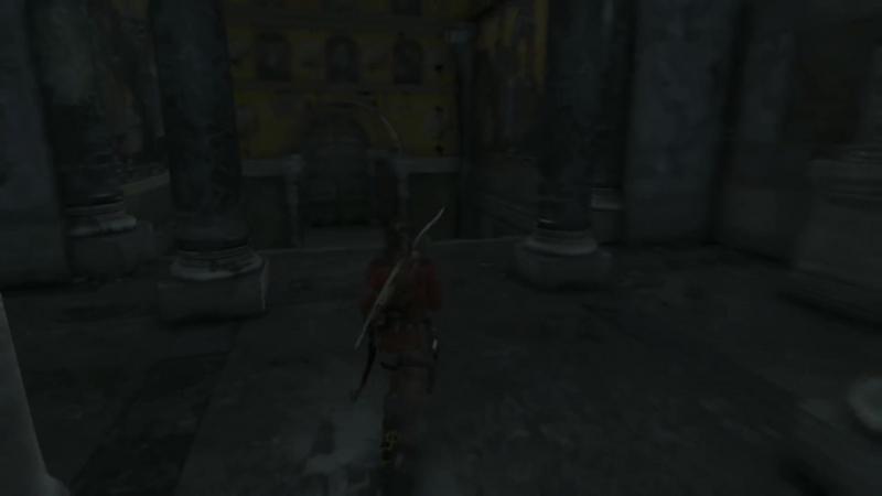 Rise of the Tomb Raider - Прохождение 8 Геотермальная долина