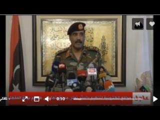 المؤتمر الصحفي للمتحدث العسكري باسم القيادة العامة ( 23-08-2017 )The press conference of the military spokesman on behalf of the