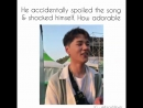 170609 Dean spoiled song with Loco at Greenplugged Fest