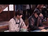 2016.09.21.[메이킹] 춤신춤왕! 흥이 폭발하는 고려 황궁 피플 (소리질러~~~)