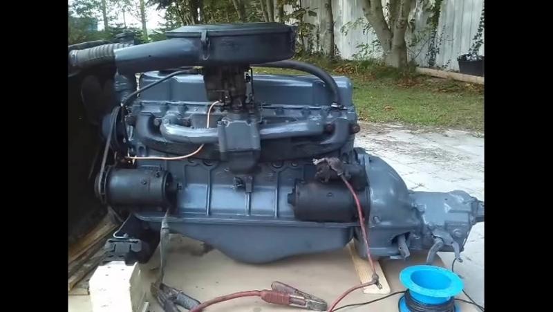 Двигатель Opel Kapitän