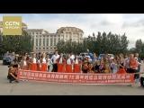 Второе Китайско-российское международное автомобильное путешествие стартовало в китайском городе Суйфэньхэ