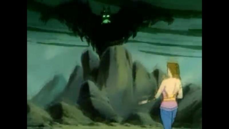Конан: Искатель Приключений (1993) [s02e36 - When Tolls the Bell of Night]