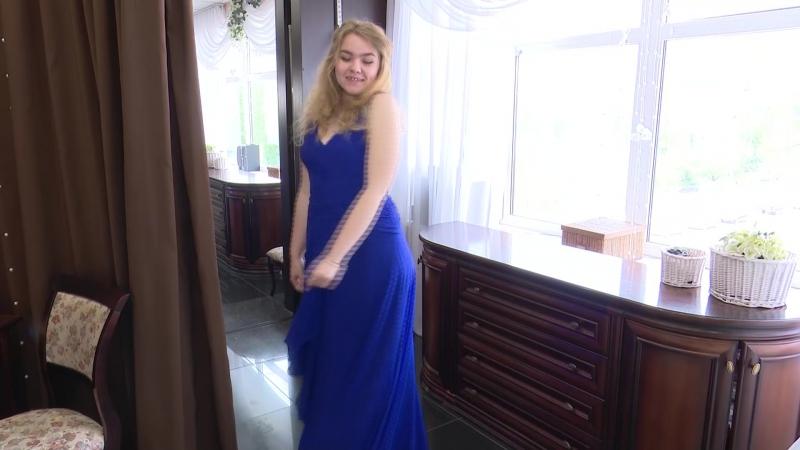 Спасём красоту с Любовью Кобзевой. Выпускное платье для Варвары Сериковой