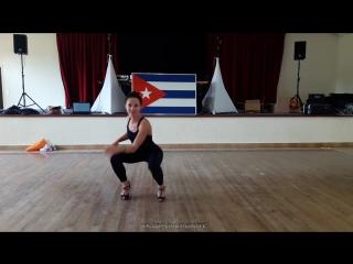 Katerina MIK   Lady Style   @Festival Sensual Latino   France 2017