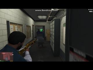 GTA5 полицейский участок №2