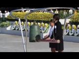В Хиросиме почтили минутой молчания жертв атомной бомбардировки