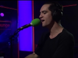 Panic! At The Disco cover Starboy by the Weeknd-Daft Punk in the Live Lounge