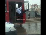 Вандам в Казани
