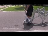 Diy project - homemade machine that walks ИЗЗИ СВОН