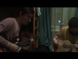 Скриптонит - Притон (cover) Парень круто поет и играет на гитаре