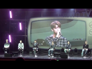 [FANCAM] 161002 «B.A.P 3rd BABY DAY [MATO TV ON-AIR]»