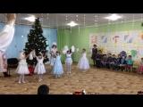 Танец снежинок и жонглеров)