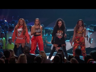 Little Mix - Touch and Shout Out to My Ex Medley (Kids Choice Awards 2017)