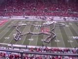 The Ohio State University Marching Band - Video Games (Nebraska, 10-6-12)
