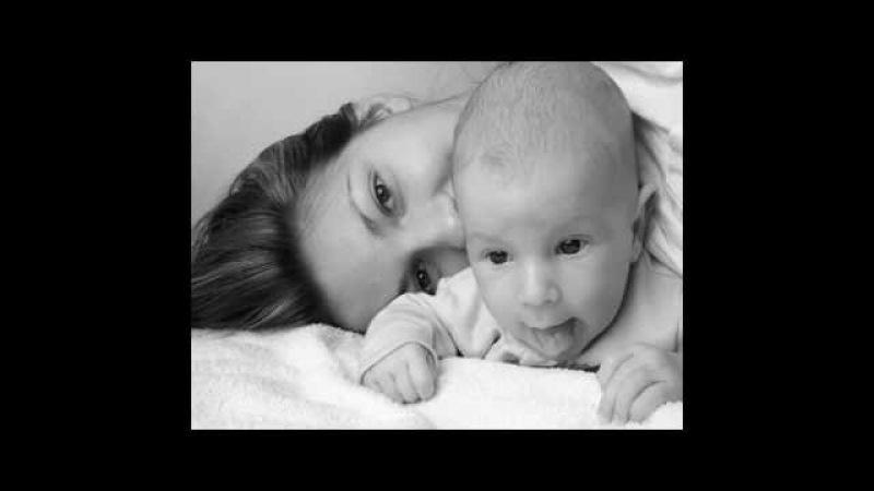 Самая лучшая колыбельная для малышей (Глажу деточку нежно я)