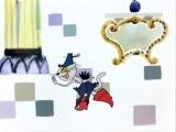 Кот в сапогах, советский мультфильм