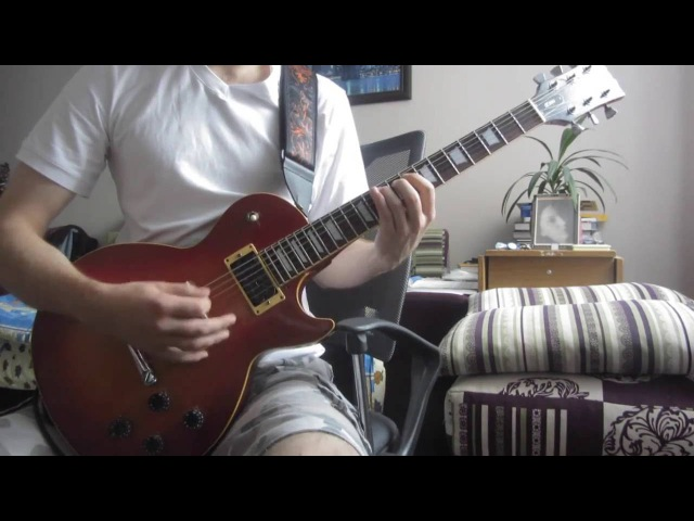 Thou - Immorality Dictates (Guitar cover)