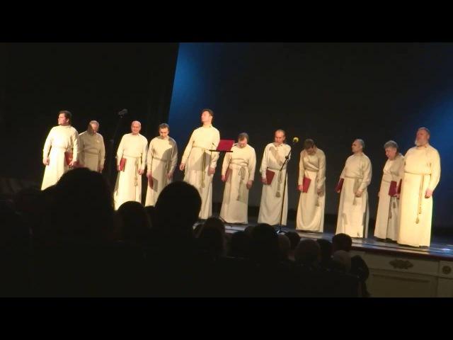 Праздничный патриарший хор Свято-Данилова монастыря - Два кольори моi
