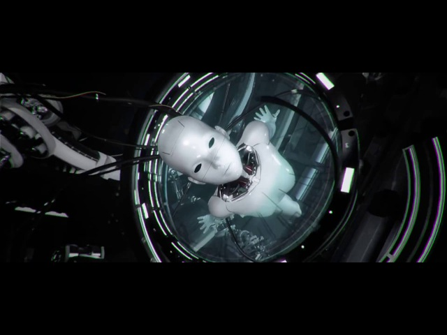 Ghost in the Shell The New Movie Teaser Trailer