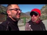 Проезд байкеров - Гарик Сукачев и Harley-Davidson Новосибирск - 744 км Чуйского тракта