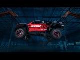 Justin Matneys 4WD Rigid Industries Geiser Built RPM Trick Truck