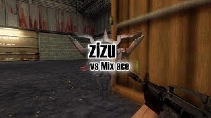 CS16 zizu vs mix_ace de_nuke » Freewka.com - Смотреть онлайн в хорощем качестве