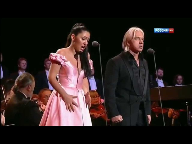 Хворостовский, Мхитарян дуэт Риголетто и Джильды | Hvorostovsky, Mkhitaryan Rigoletto Gilda duet