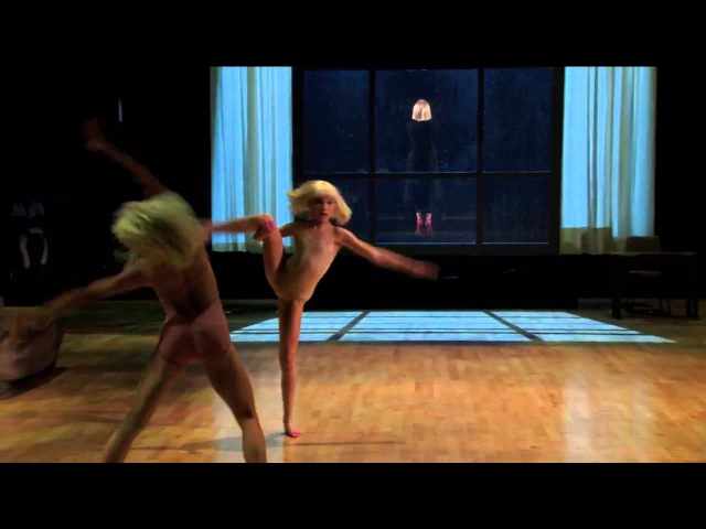 Sia (feat. Maddie Ziegler Allison Holker) Perform 'Chandelier' on Dancing with the Stars