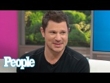 Nick Lachey Opens Up About Life As A Dad &amp Newborn Phoenix People NOW People