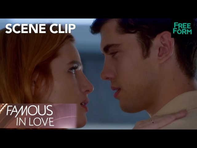 Famous In Love | Season 1 Episode 8 Rainer and Paige Get Emotional | Freeform