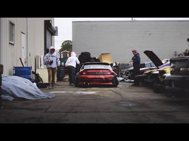 SavageGang S14 | Street Akuma | Tarmac Apparel