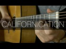 Red Hot Chilli Peppers – Californication (Fingerstyle Guitar Cover by James Bartholomew)