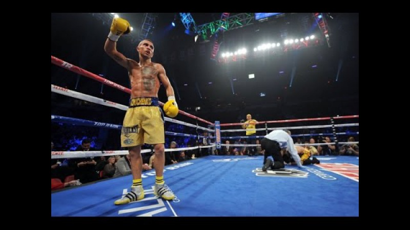 Vasyl Lomachenko Perfect Fighter Pt-1 highlights footwork