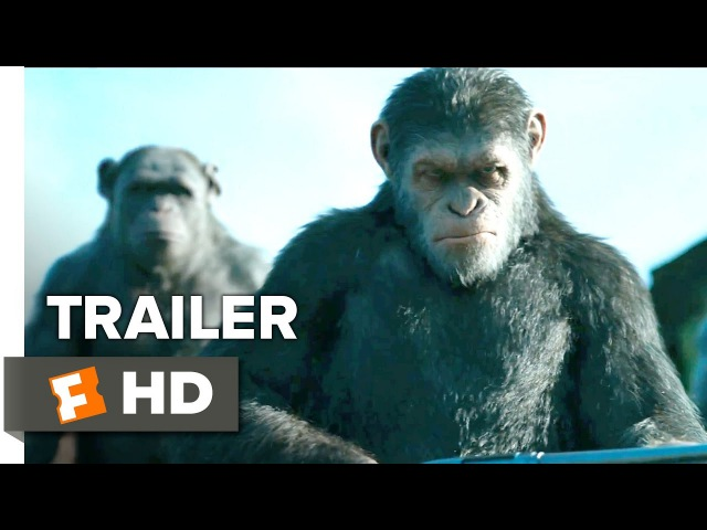 [UNCUT] War for the Planet of the Apes 2017 Full Movie