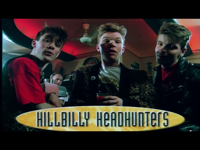 Hillbilly Headhunters (music video)