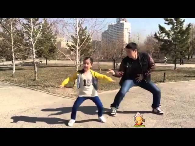 Софи Манасян Казашка Классно Танцует Kiesza - Hideaway