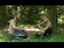 Handpan Flute Jobina Diez Malte Marten