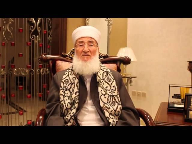 Шейх ас-Сабуни об убийстве Рамадана аль-Бути