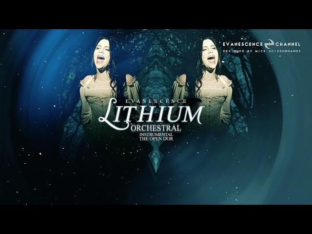 Evanescence - Lithium (Instrumental Orchestral)