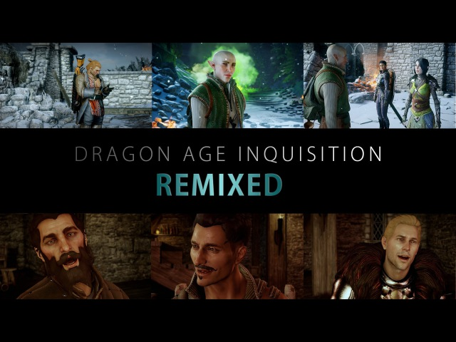 Solas' Trickery - Dragon Age: Inquisition Remixed