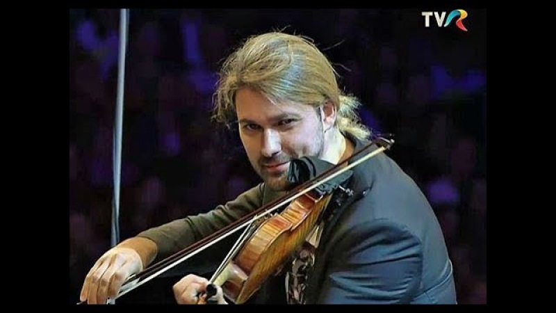 David Garrett - Tchaikovsky Violin Concerto in D major op 35 - 14.09.2017