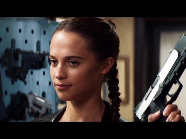 Tomb Raider Лара Крофт – Русский трейлер №1
