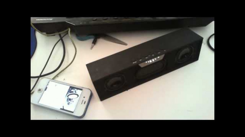 Original Sardine SDY-019 Nizhi HIFI Bluetooth Speaker Sardine FM wireless USb Amplifier