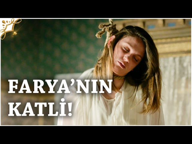 Muhteşem Yüzyıl Kösem - Yeni Sezon 22.Bölüm (52.Bölüm) | Faryanın Katli!