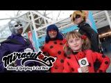 Miraculous Ladybug - Lindalee Visits Comic Con   Tales of Ladybug &amp Cat Noir