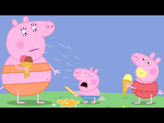 Peppa Pig English Episodes - New Compilation 8 (1 hour) Peppa Pig Official