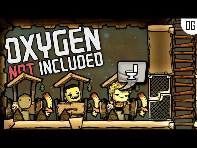 Oxygen not Included/без базара и без слов, просто смотрим и делаем вывод по игре сами