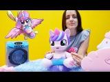 Детский канал Как МАМА: приучаем к горшку #ЛитлПони #ФлариХарт. Видео для детей