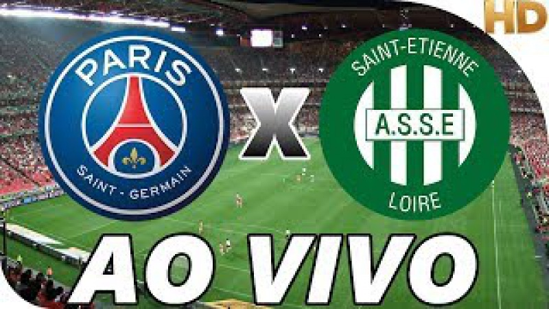 Assistir PSG - Paris Saint-Germain x Saint-Étienne Ao Vivo